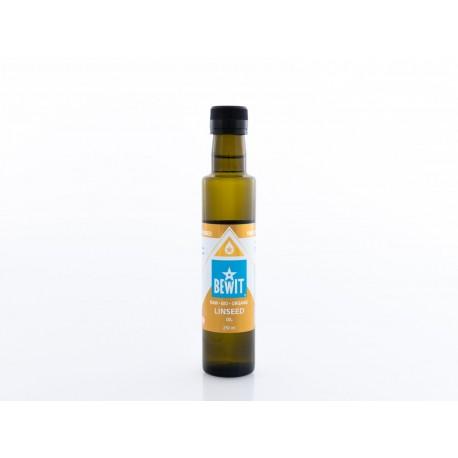 Bio lněný olej